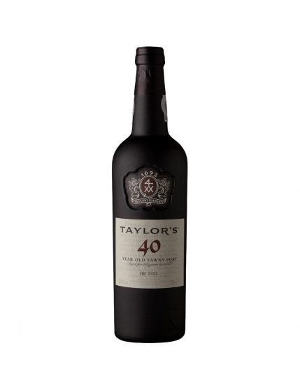 A Bottle of Taylor's Tawny 40 Years 37.5cl Port