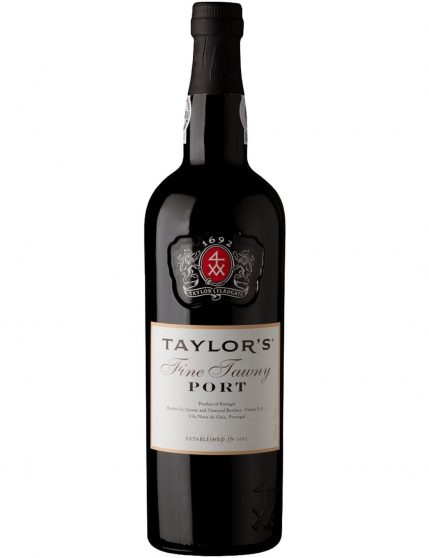 A Bottle of Taylor's Fine Tawny Port