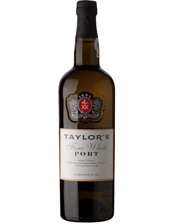 A Bottle of Taylor's Fine White Port