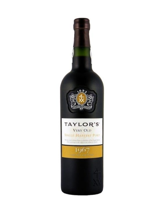 Vinho do Porto Taylor's Porto Single Harvest 1967