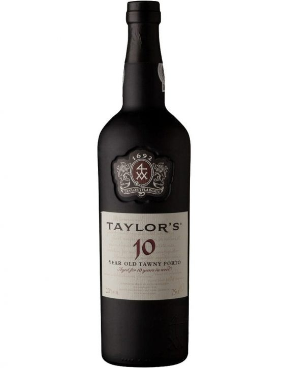 A Bottle of Taylor's Tawny 10 Years