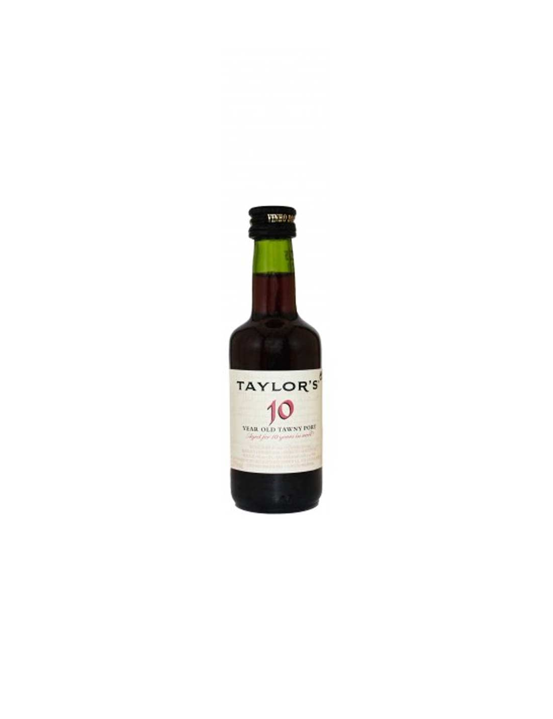 A Bottle of Taylor's Taylor's 10 Years 5cl Port