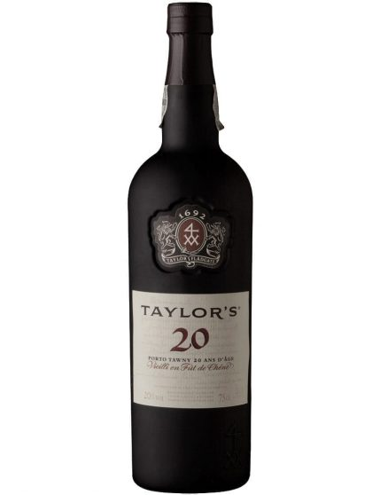 A Bottle of Taylor's Tawny 20 Years