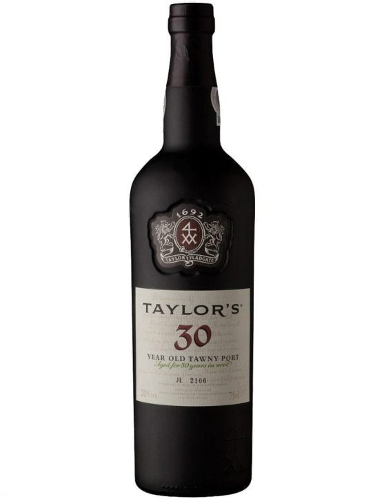 A Bottle of Taylor's Tawny 30 Years