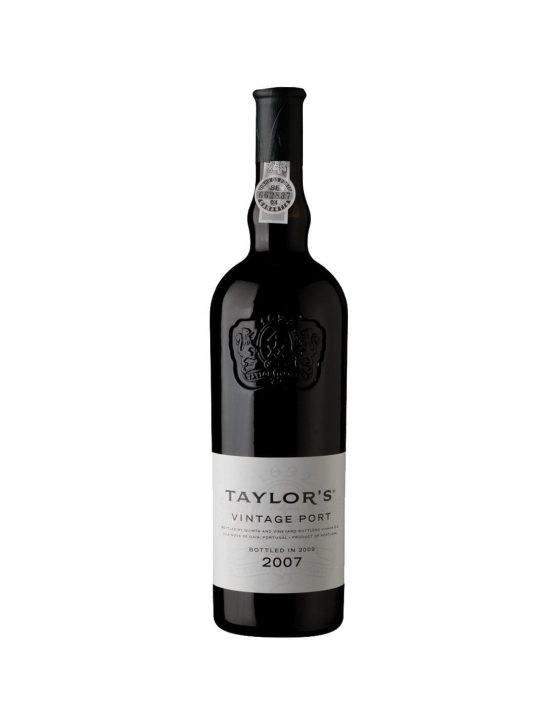 A Bottle of Taylor's Vintage 2007 37.5cl Port