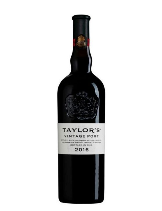 A Bottle of Taylor's Vintage 2016
