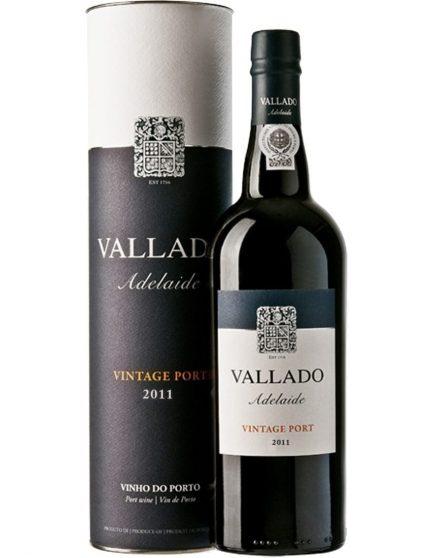 A Bottle of Quinta do Vallado Adelaide Vintage 2011