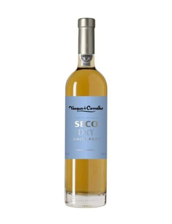 A Bottle of Vasques de Carvalho Dry White