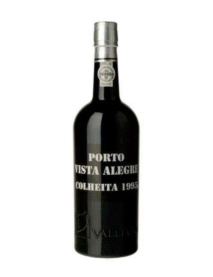 A Bottle of Vista Alegre Harvest 1995