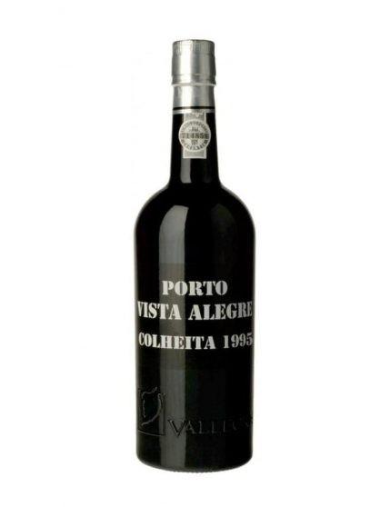 Une bouteille de Vista Alegre Récolte 1995