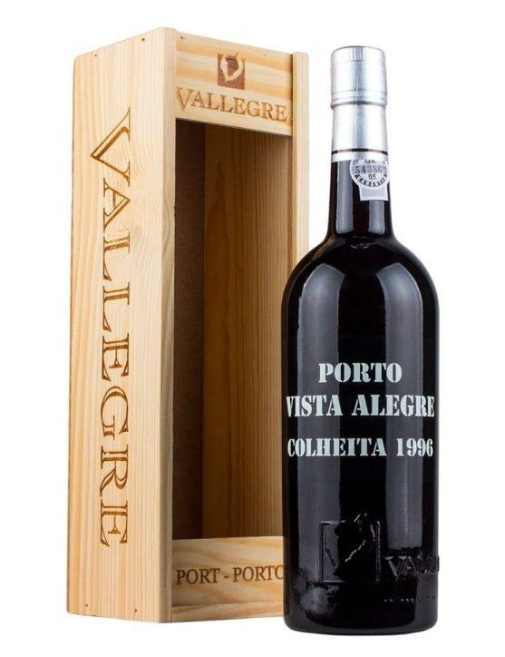 A Bottle of Vista Alegre Harvest 1996