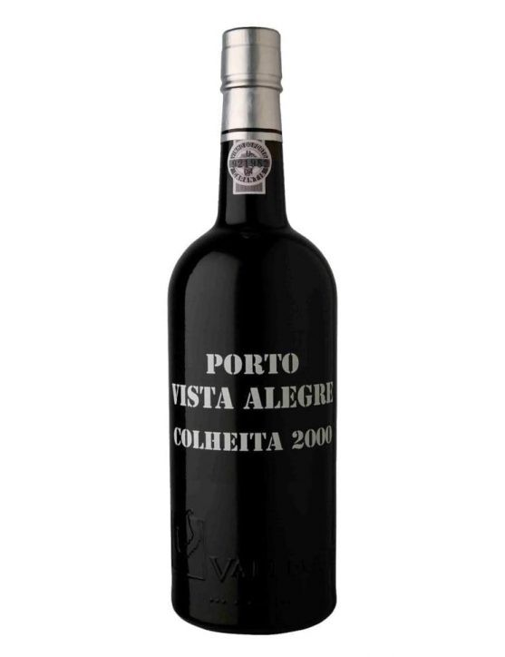A Bottle of Vista Alegre Harvest 2000
