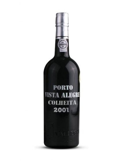 A Bottle of Vista Alegre Harvest 2001