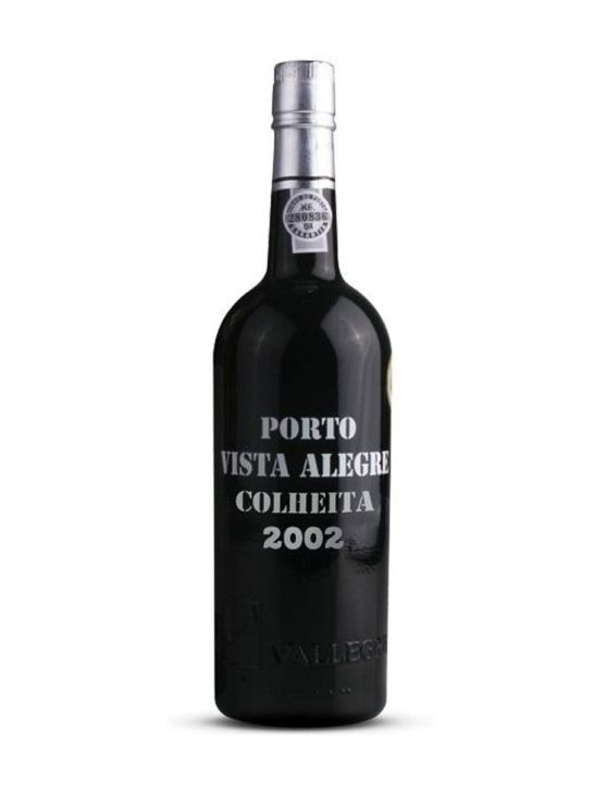 A Bottle of Vista Alegre Harvest 2002