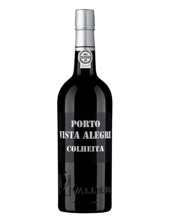 Une bouteille de Vista Alegre Récolte 2005