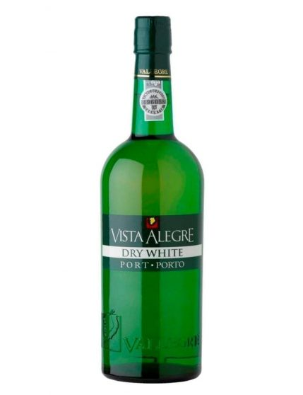 A Bottle of Vista Alegre Dry White
