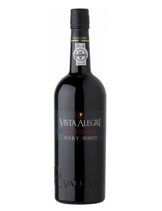 A Bottle of Vista Alegre Fine Tawny