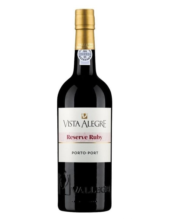 A Bottle of Vista Alegre Reserve Ruby