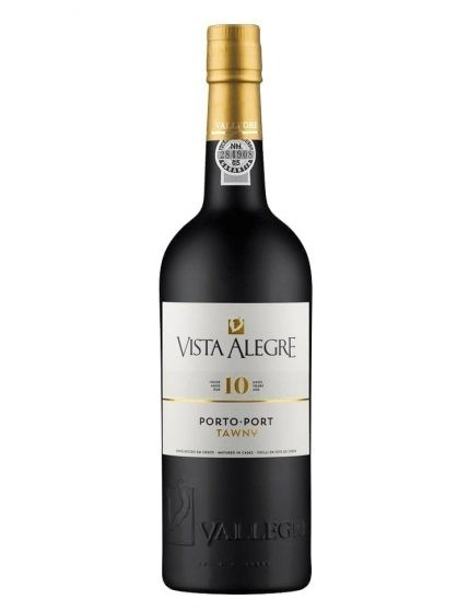 A Bottle of Vista Alegre 10 Years Tawny