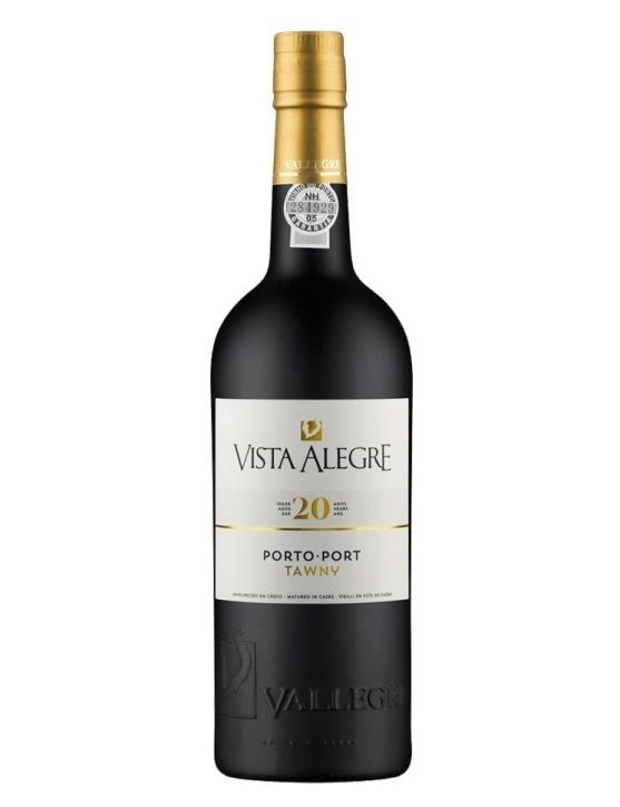 A Bottle of Vista Alegre 20 Years Tawny