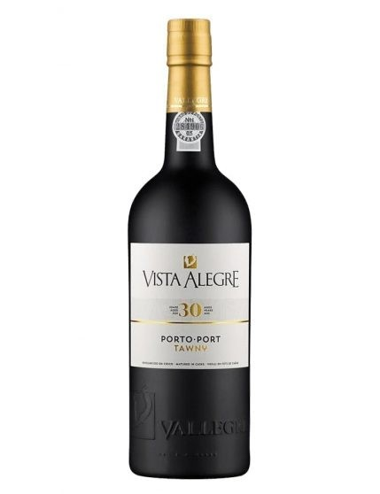 A Bottle of Vista Alegre 30 Years Tawny