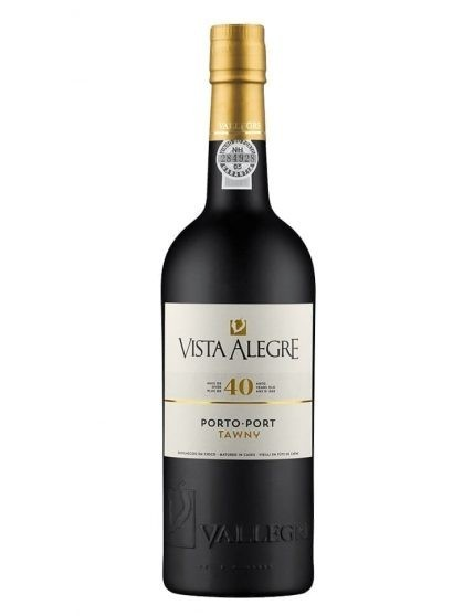 A Bottle of Vista Alegre 40 Years Tawny