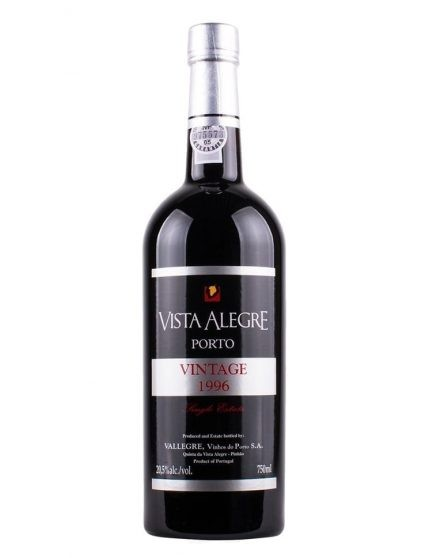 A Bottle of Vista Alegre Vintage 1996
