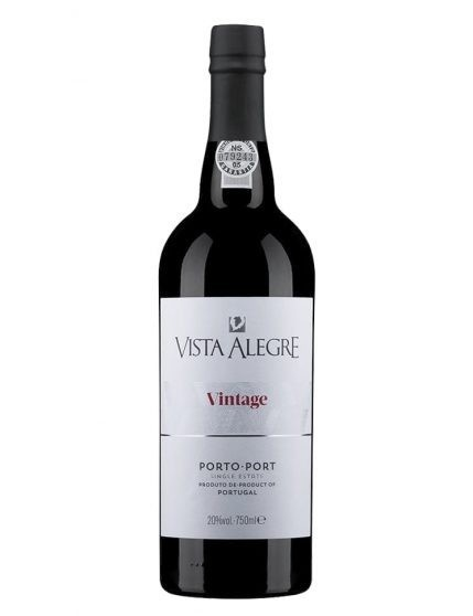 A Bottle of Vista Alegre Vintage 2015