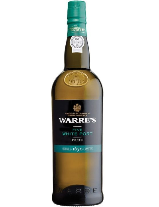 A Bottle of Warre's Fine White