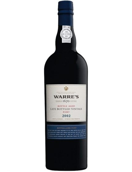 A Bottle of Warre's LBV 2002