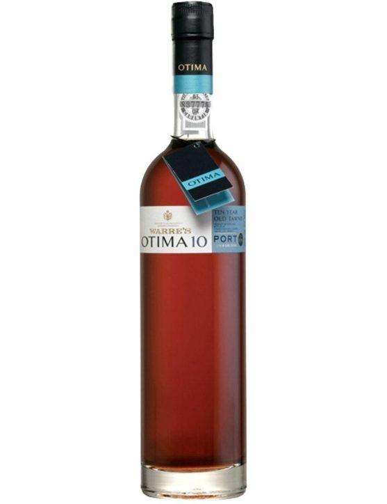A Bottle of Warre's Otima 10 Years
