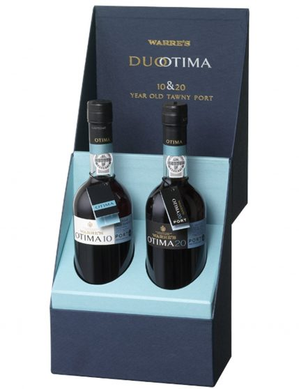 A Bottle of Warre's Otima Duo (2x50cl)