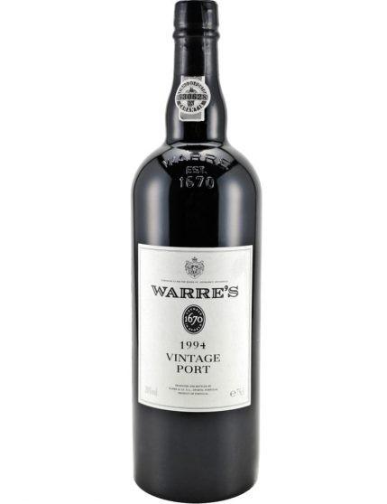 A Bottle of Warre's Vintage 1994