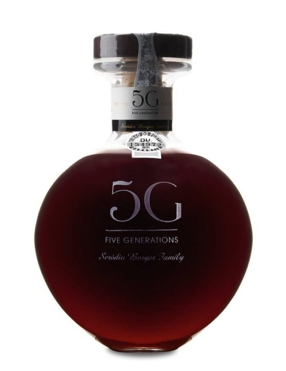 A Bottle of Porto 5G