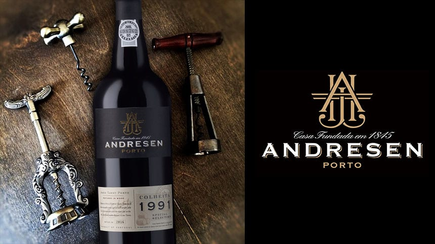 Andresen Harvest 1991 Port