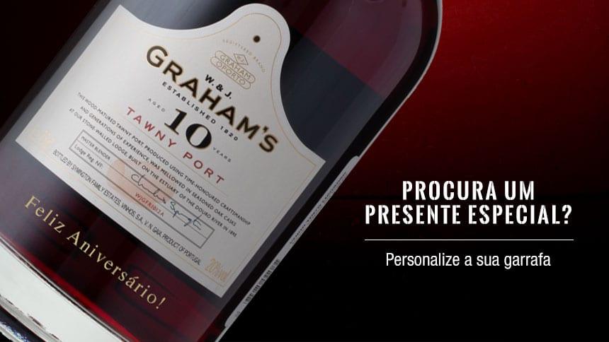 Presente Especial - Personalizar Garrafa