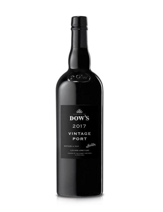 Dow's 2017 Vintage Port Wine
