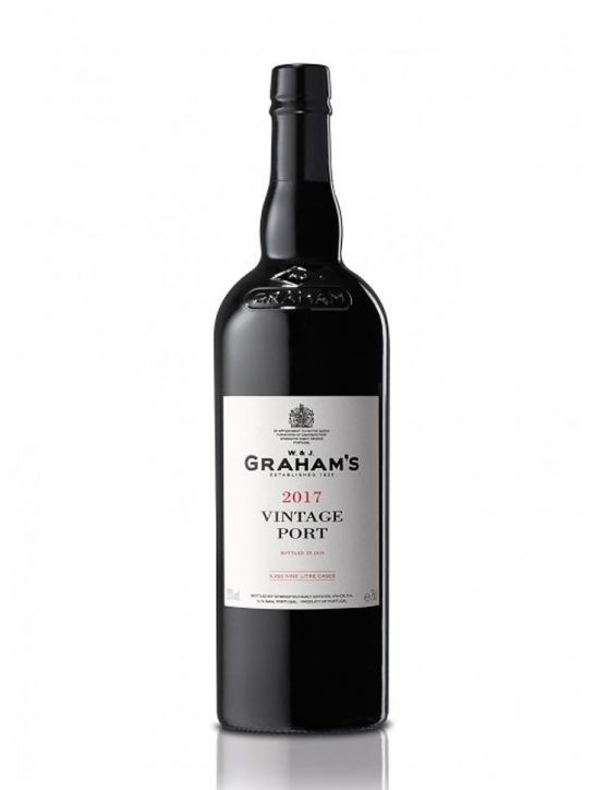 Graham's 2017 Vintage Port Wine