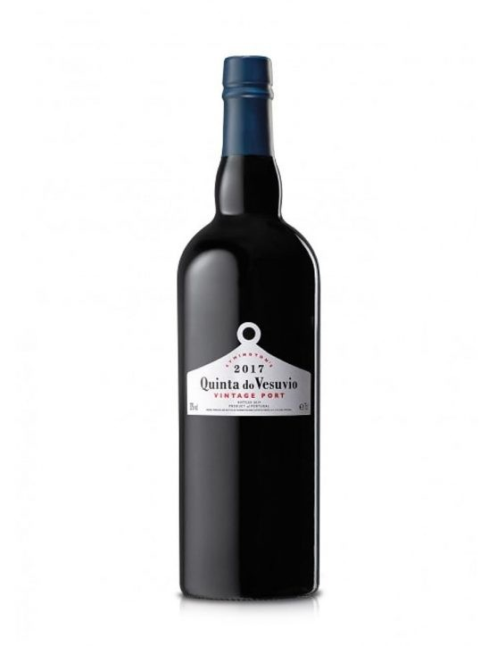 Vinho do Porto Quinta do Vesúvio Vintage 2017