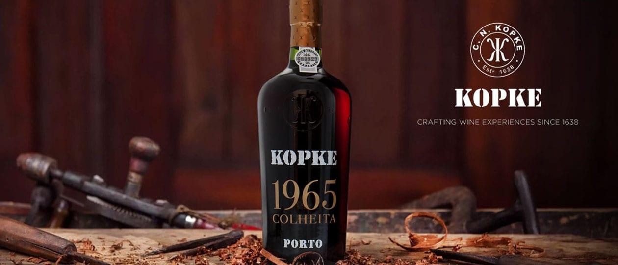 Kopke 1965 Port Wines