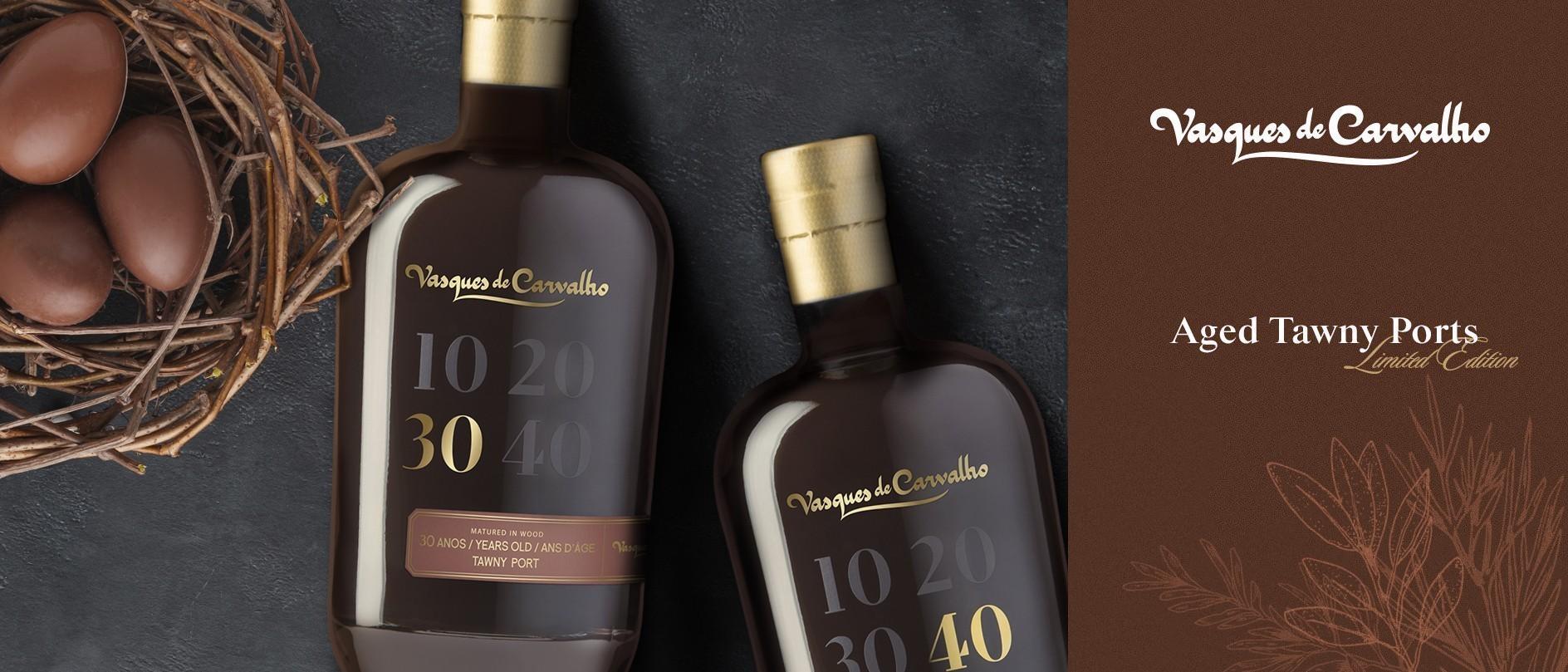Vinho do Porto Vasques de Carvalho