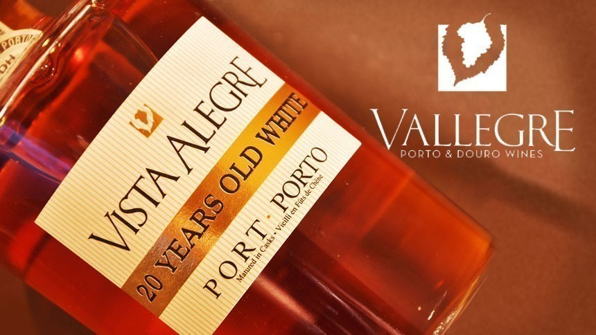Vista Alegre 20 Years Bottle