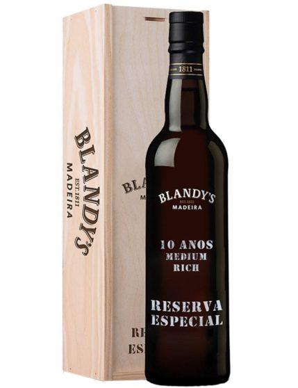 Blandy's Special Reserve 10 Years