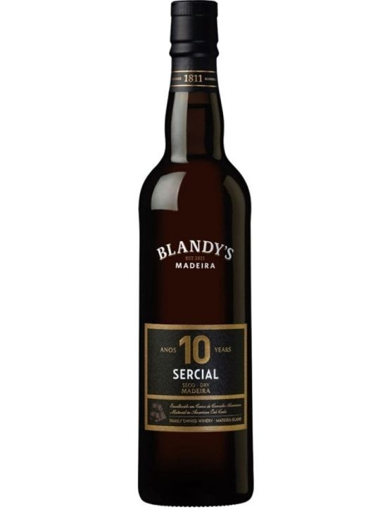 Blandy's Sercial 10 Years