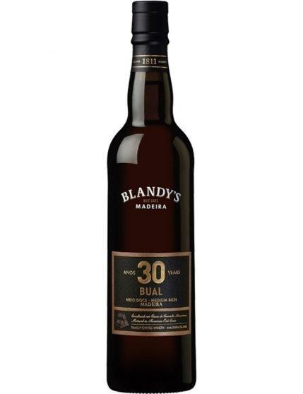 Blandy's Bual 30 Years