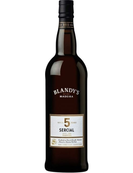 Blandy's Sercial 5 Years