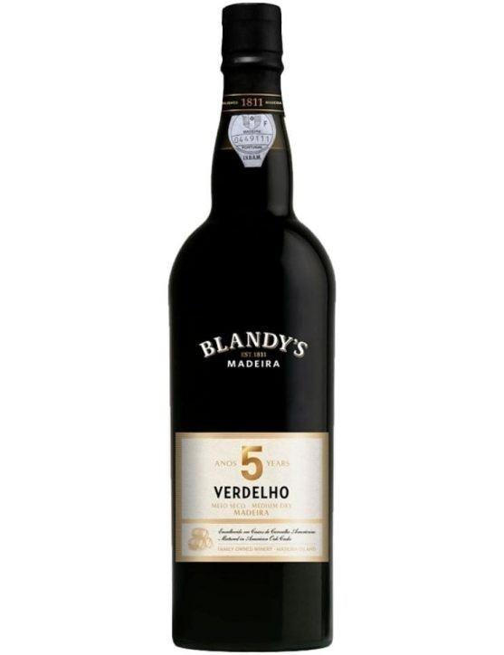 Blandy's Verdelho 5 Years