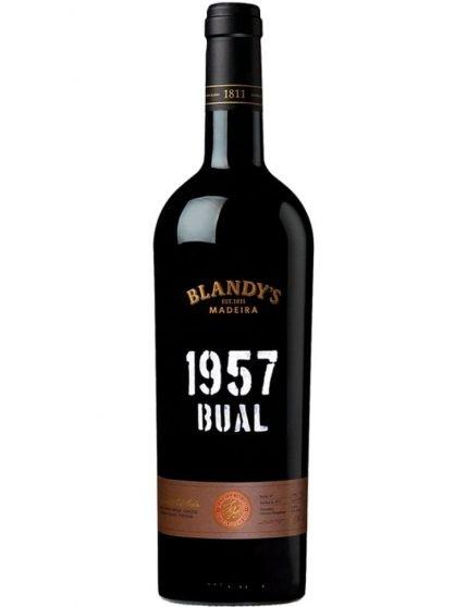 Blandy's Bual Vintage 1957