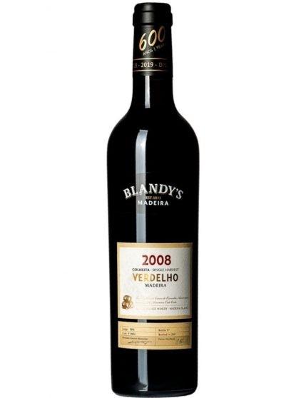 Blandy's Verdelho Harvest 2008
