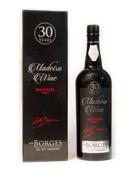H M Borges 30 Years Malvasia